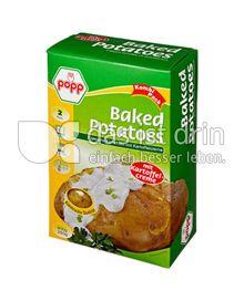 Produktabbildung: Popp Baked Potatoes mit Kartoffel-creme 650 g