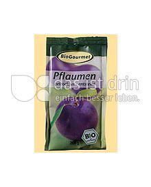 Produktabbildung: BioGourmet Pflaumen 200 g
