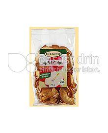 Produktabbildung: BioGourmet Apfel Chips 75 g