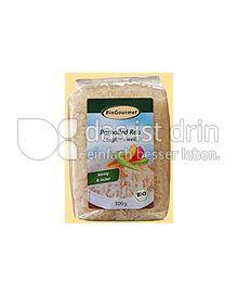Produktabbildung: BioGourmet Parboiled Reis Langkorn weiß 500 g