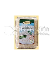 Produktabbildung: BioGourmet Risotto Rundkornreis weiß 500 g