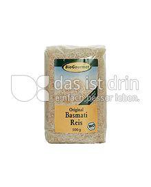 Produktabbildung: BioGourmet Original Basmati Reis 500 g