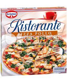 Produktabbildung: Dr. Oetker Ristorante Pizza Pollo 355 g