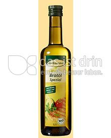 Produktabbildung: BioGourmet Bratöl Spezial 500 ml