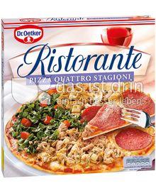 Produktabbildung: Dr. Oetker Ristorante Pizza Quattro Stagioni 370 g