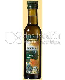 Produktabbildung: BioGourmet Kürbiskernöl 250 ml