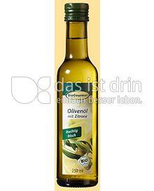 Produktabbildung: BioGourmet Olivenöl mit Zitrone 250 ml