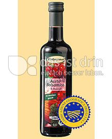 Produktabbildung: BioGourmet Aceto Balsamico di Modena 500 ml