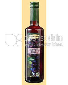 Produktabbildung: BioGourmet Rotweinessig 500 ml