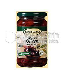 Produktabbildung: BioGourmet Kalamata Oliven 330 g