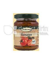 Produktabbildung: BioGourmet Tomaten Pesto 120 g