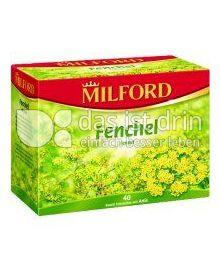 Produktabbildung: MILFORD Fenchel 120 g