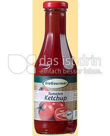 Produktabbildung: BioGourmet Tomaten Ketchup 450 ml