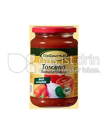 Produktabbildung: BioGourmet Toscana Tomatensauce 340 g