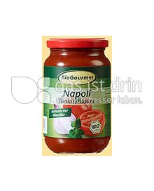 Produktabbildung: BioGourmet Napoli Tomatensauce 340 g