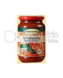Produktabbildung: BioGourmet Arrabbiata Tomatensauce 340 g