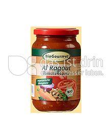 Produktabbildung: BioGourmet Al Ragout Tomatensauce 350 g