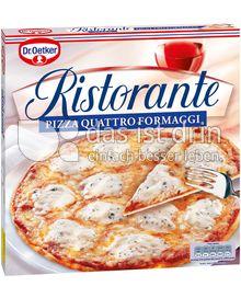 Produktabbildung: Dr. Oetker Ristorante Pizza Quattro Formaggi 340 g
