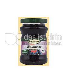 Produktabbildung: BioGourmet Waldbeere Fruchtaufstrich 225 g