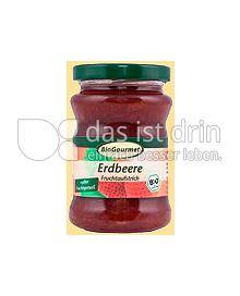Produktabbildung: BioGourmet Erdbeere Fruchtaufstrich 225 g