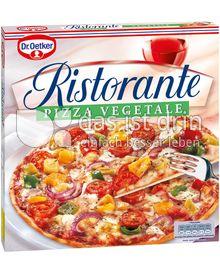 Produktabbildung: Dr. Oetker Ristorante Pizza Vegetale 385 g