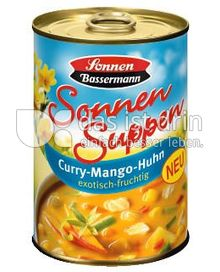 Produktabbildung: Sonnen Suppen Curry-Mango-Huhn 400 ml