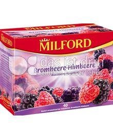 Produktabbildung: MILFORD Unser Brombeere-Himbeere 110 g