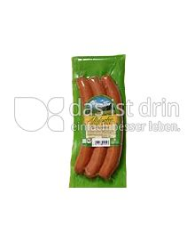 Produktabbildung: Altdorfer Biofleisch Bio-Bockwurst 225 g