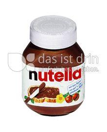 Produktabbildung: Ferrero Nutella 750 g