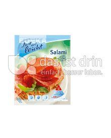 Produktabbildung: Lust auf leicht Salami 100 g