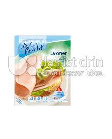 Produktabbildung: Lust auf leicht Lyoner 100 g