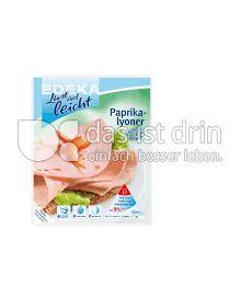 Produktabbildung: Lust auf leicht Paprika-Lyoner 100 g