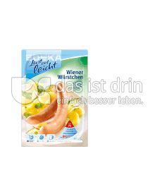 Produktabbildung: Lust auf leicht Wiener Würstchen 200 g