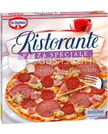 Produktabbildung: Dr. Oetker Ristorante Pizza Speciale 330 g