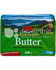 Produktabbildung: Schwarzwälder Butter 250 g