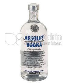 Produktabbildung: Absolut Vodka 0,7 l