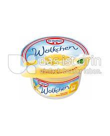 Produktabbildung: Dr. Oetker Wölkchen Vanille-Geschmack 125 g