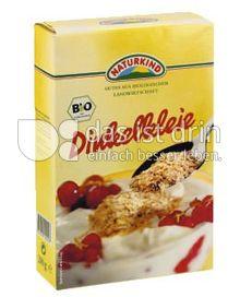 Produktabbildung: Naturkind Bio Dinkelkleie 200 g
