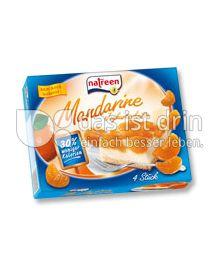 Produktabbildung: natreen Joghurtschnitte Mandarine 400 g