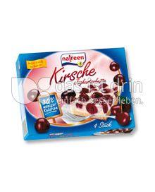 Produktabbildung: natreen Joghurtschnitte Kirsche 400 g