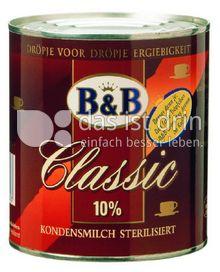 Produktabbildung: B & B Classic Kondensmilch 340 g