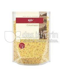 Produktabbildung: Feinkost Käfer Pasta Cavatappi 200 g