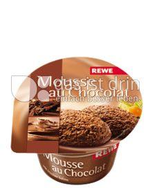 Produktabbildung: Rewe Mousse au chocolat 75 g