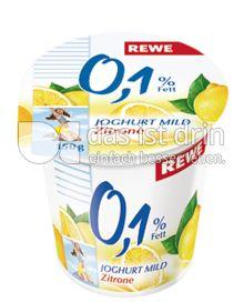 Produktabbildung: Rewe Joghurt Zitrone 150 g
