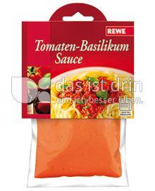Produktabbildung: Rewe Tomaten-Basilikum Sauce 200 g