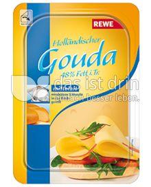 Produktabbildung: Rewe Holländischer Gouda Mittelalt 200 g