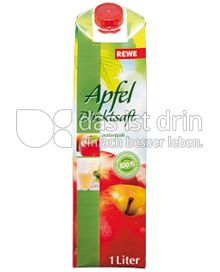Produktabbildung: Rewe Apfelsaft naturtrüb 1 l