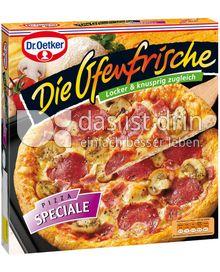 Produktabbildung: Dr. Oetker Die Ofenfrische Pizza Speciale 405 g