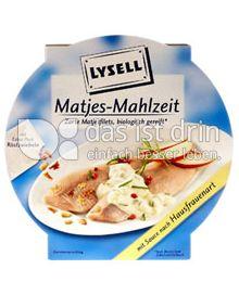 Produktabbildung: Lysell Matjes-Mahlzeit mit Sauce nach Hausfrauenart 253 g