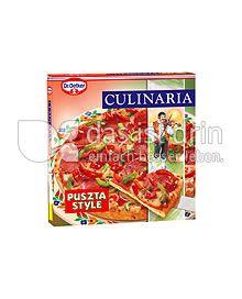 Produktabbildung: Dr. Oetker Culinara Puszta Style 365 g